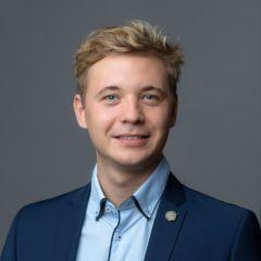 Geschäftsführer Fabian Nickel