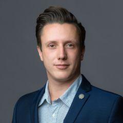 Geschäftsführer Mathias Hädicke
